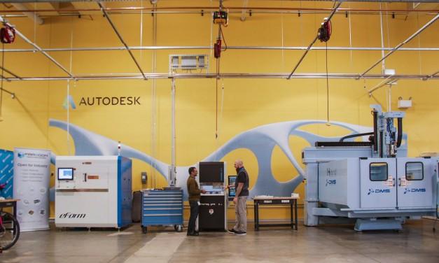 MxD – Autodesk Generative Design Field Lab