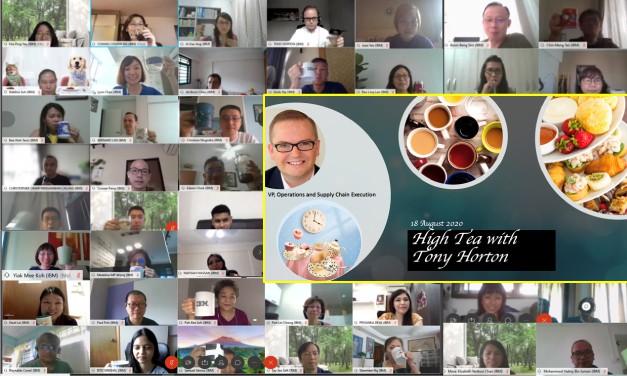 IBM|High Tea with Tony Horton