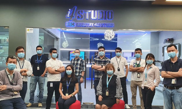 i4 Studio in IBM Singapore
