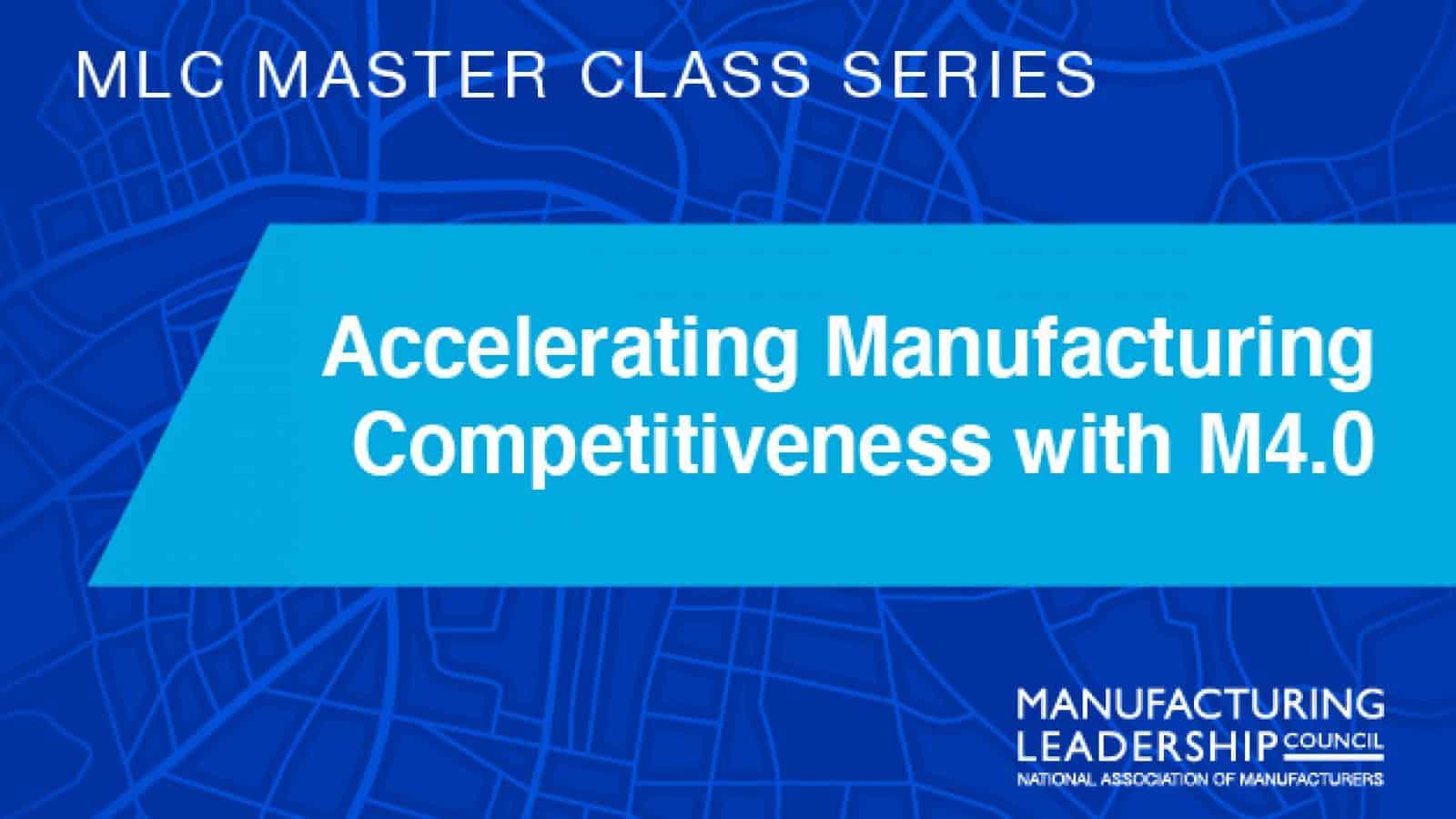 MLC Master Class Webinar - Feb. 24, 2021