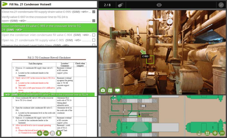 BASF: Guided Procedure Simulators