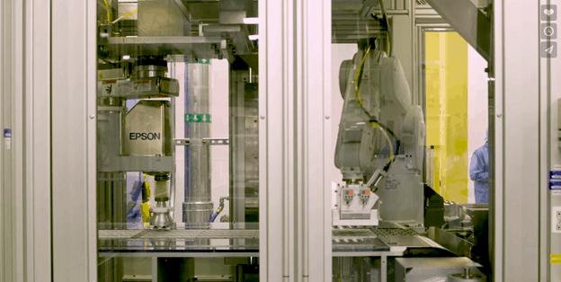 Johnson & Johnson Enterprise Integrated Advanced Robotics