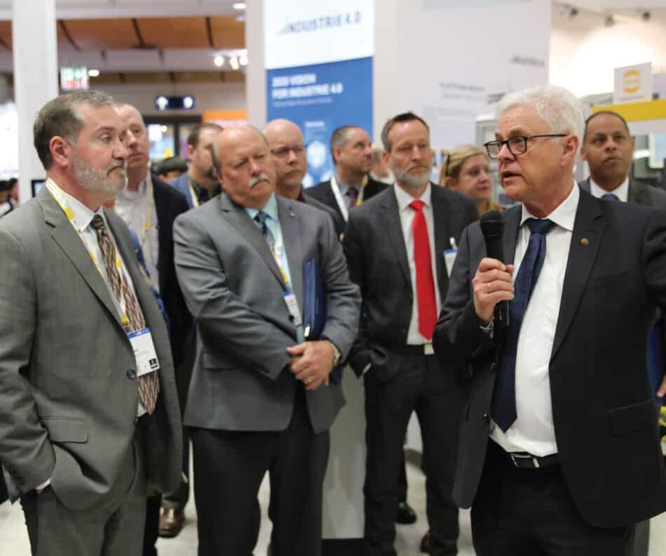 Hannover Fair Delegation
